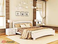 """Деревянная кровать """"Венеция Люкс"""" 1400х2000 (щит)"""