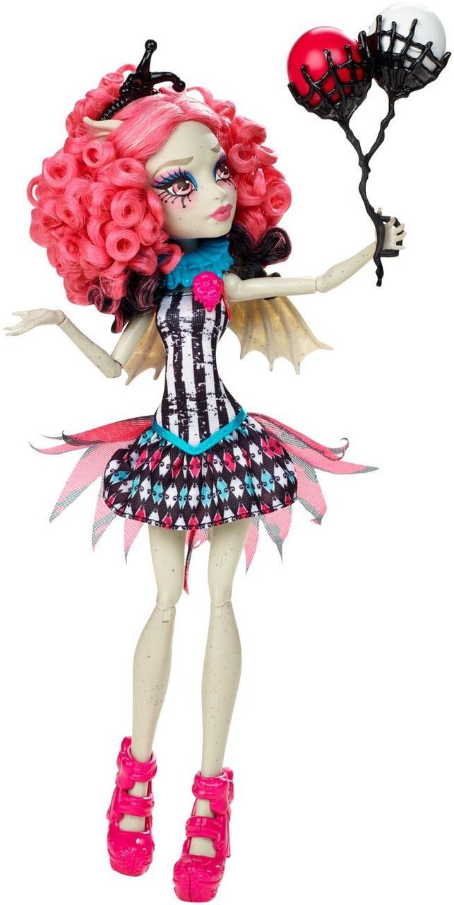 Кукла Монстер Хай  Рошель Гойл Фрик ду Чик Monster High Freak du Chic Circus Scaregrounds and Rochelle Goyle