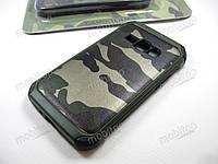 Бронированный чехол NX CASE Samsung J120H Galaxy J1 2016 (зеленый), фото 1