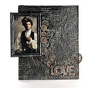 Подарок парню на 14 февраля день влюбленных Рамка для фото «LOVE», фото 1