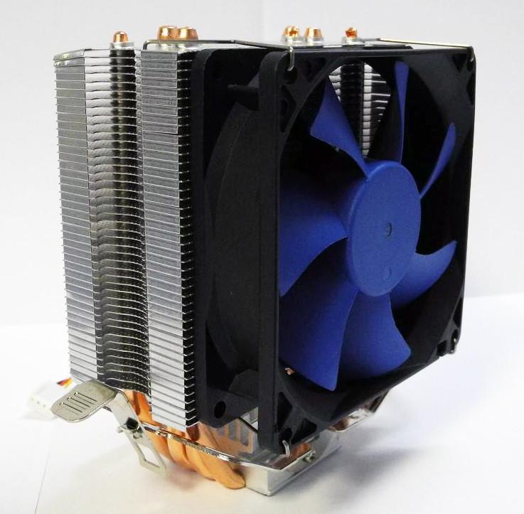 Кулер ATcool Aero X4 для AMD/Intel, система охлаждения для пк, вентиля