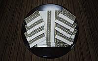 Комплект столовый коричневый | Комплект столовий коричневий 120х140