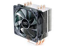 Вентилятор (кулер) для процессора Deepcool GAMMAXX 400 (LGA 1151/LGA /1366/1155/1156/1150/775, FM2/FM1/AM4/AM)