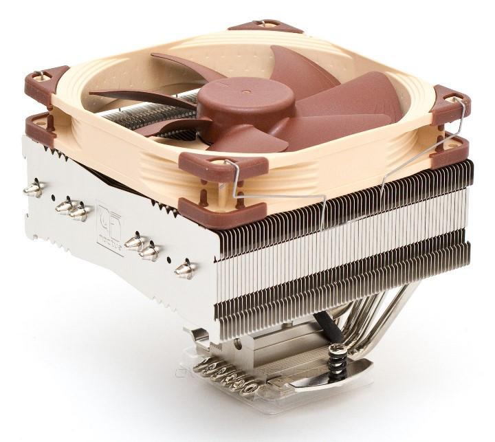 Кулер Noctua NH-C14S для AMD/Intel, система охлаждения для пк, вентиля