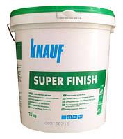 Акриловая шпатлёвка гипосвая Knauf Super Finish, 25 кг