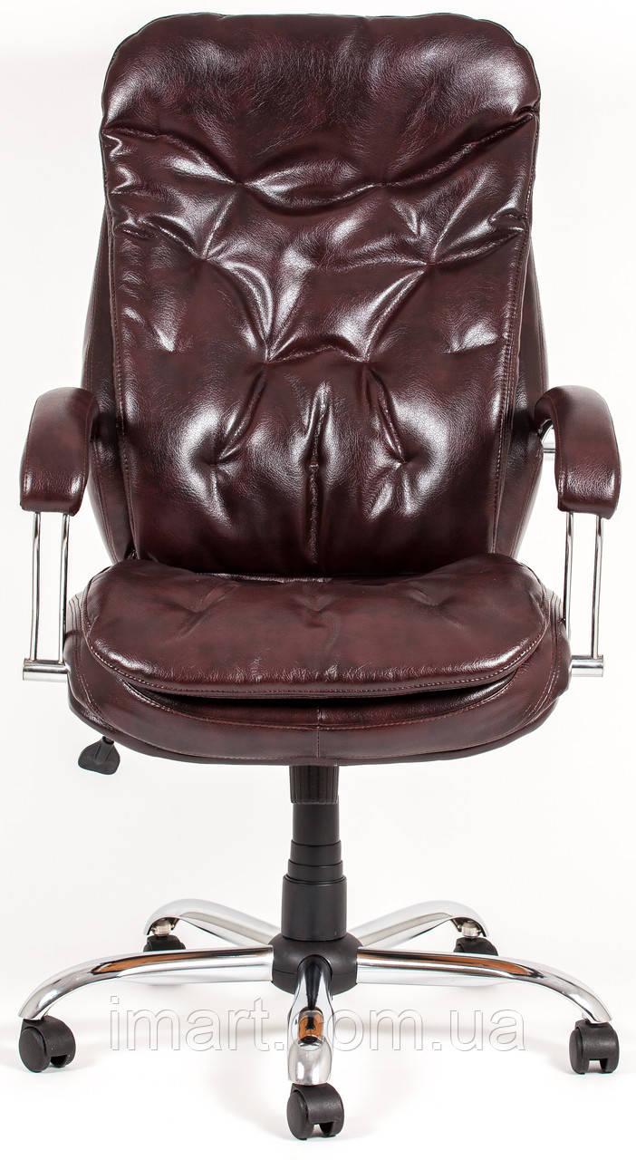 Купить Кресло для руководителя Венеция хром к/з Флай/Неаполь, Richman