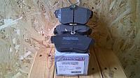 Тормозные колодки задние дисковые Citroen Jampy Fiat Scudo Peugeot Expert 2007->(04.0171)
