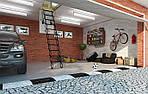 Ножничная чердачная лестница Fakro LST (Факро ЛСТ) 280 см 70х80, фото 2