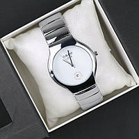Часы женские наручные Rado jubile серебро, магазин часов