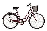 """Велосипед дорожный Ardis Ретро (Retro) 28"""" с корзинкой."""