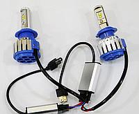 Светодиодные лампы H7 35W 6000K 2 штуки