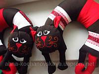 """Подушка для авто """"Украинский кот """""""