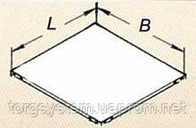 Полка ССЛ 1200х400 для складского стеллажа