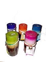 Свеча ароматизированная парафиновая (цилиндр)