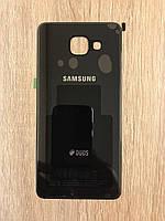 Крышка задняя Samsung A710 Чёрная Black GH82-11325B оригинал!