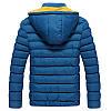 Мужская куртка зимняя D5261, фото 4