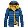 Мужская куртка зимняя D5261, фото 2