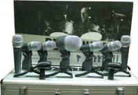 Набор микрофонов для барабанов Beta DMK7 - XLR