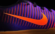 Футзалки Nike MERCURIALX VORTEX III IC 831970-585 (Оригинал), фото 2