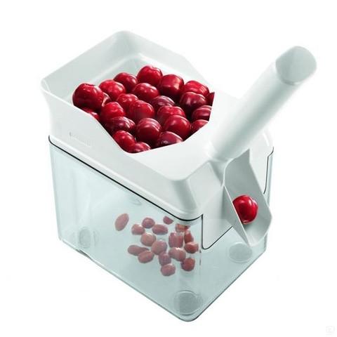 Аппарат для отделения косточек в вишне и черешне Leifheit CherryMat