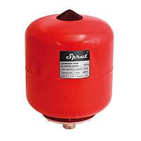 Расширительный бак для систем отопления Sprut VT8 8 литров