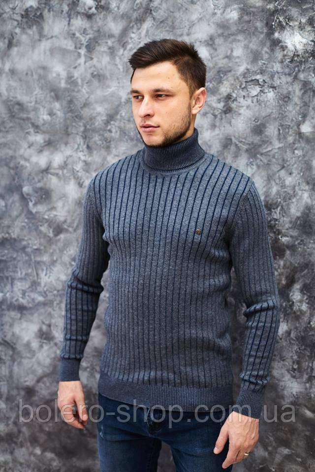 Мужской свитер  гольф Tony Montana