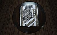 Комплект столовый коричневый | Комплект столовий коричневий 230х140