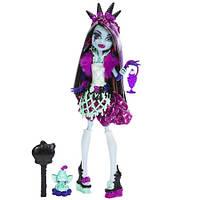 Кукла монстер хай Эбби Боминейбл с питомцем из серии Сладкие Крики.