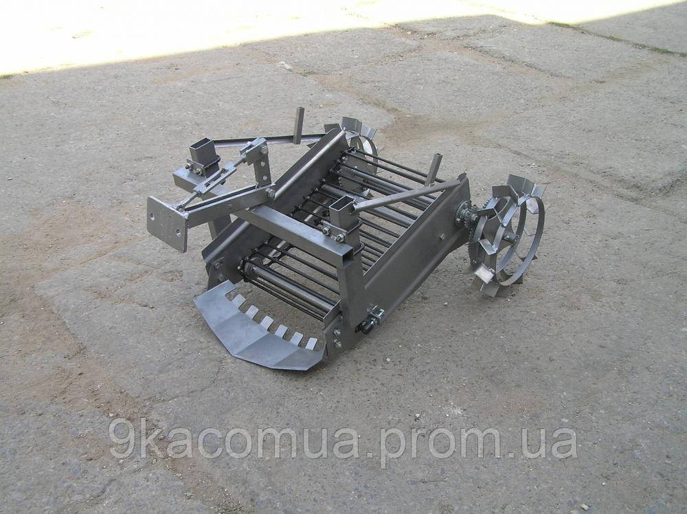 Картофелекопалка транспортерная Ярило (привод от колес) - Интернет-магазин Девяточка в Киеве