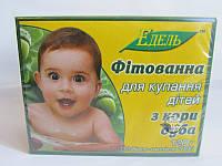 Фитованна для купания детей из коры дуба