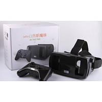 Очки виртуальной реальности 3D с джойстиком Lefant VR LMJ3S