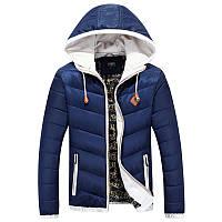 Мужская куртка зимняя D6611