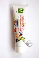 Зубная паста с экстрактом цветов Календулы