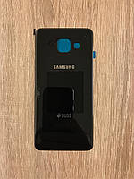 Крышка задняя Samsung A310 Чёрная Black GH82-11314B оригинал!