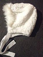 Зимняя шапка для девочки Маленькая принцесса
