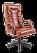 Кресло руководителя Оникс (Onyx), механизм Anyfix, ТМ Richman, фото 2