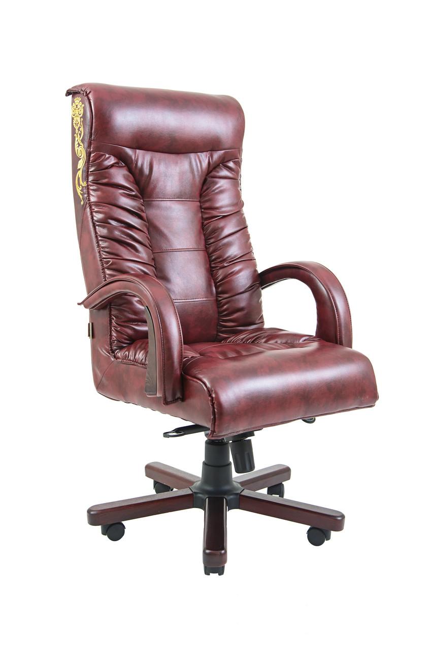 Кресло руководителя Оникс (Onyx), механизм Anyfix, ТМ Richman
