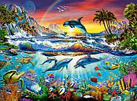 Пазлы Райская бухта, 3000 элементов Castorland C-300396
