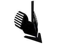 Окучник для минитрактора ОПТ-40 отвальный Володар
