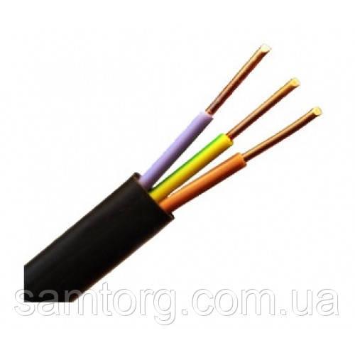 Купить силовой кабель ВВГ 3х2,5