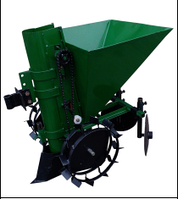 Картофелесажалка КСМ-1ЦУ (зеленая) ДТЗ