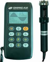 Электронный склерометр ОНИКС-2.6 (измеритель прочности строительных материалов, дефектоскоп)