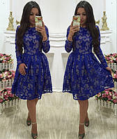 Элегантное вечернее платье 28- 301