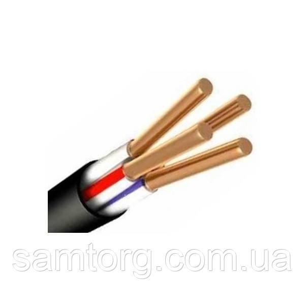 Негорючий кабель ВВГнг 4х10 - лучшая цена за метр!