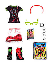 Monster High Comic Book Club Ghoulia Yelps Fashions Pack