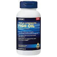 GNC Triple Strength Fish Oil 60 caps