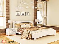 """Деревянная кровать """"Венеция Люкс"""" 1800х2000 (массив)"""
