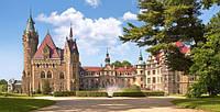 Пазлы Замок в Польше, 4000 элементов Castorland С-400027