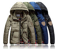 Куртки зимние D6581