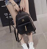 Городской рюкзак для модных девушек с кисточками
